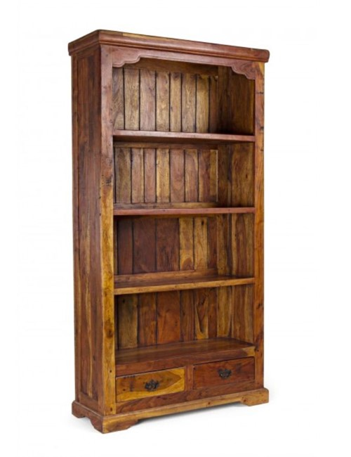 Chateaux Wooden Bookcase 01