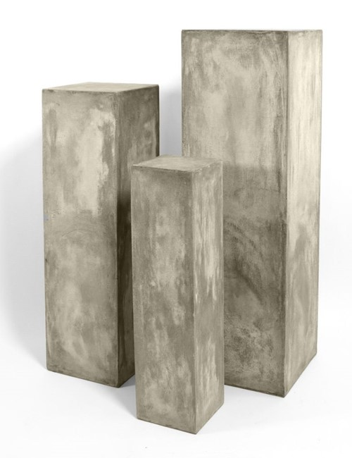 SANDY Pedestal Set Of 3