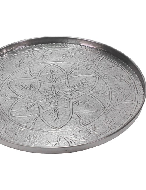 Silver Tray Large D60