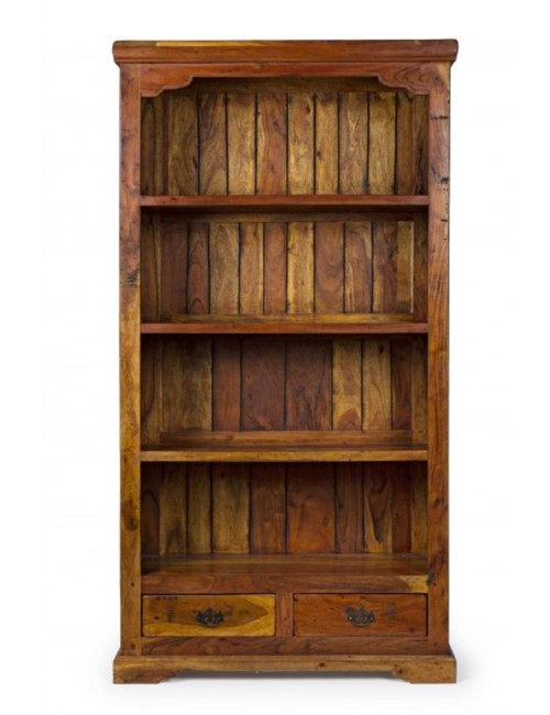 Chateaux Wooden Bookcase 02