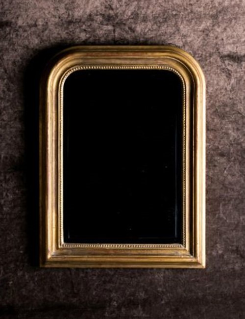 Napoleon Gold Mirror