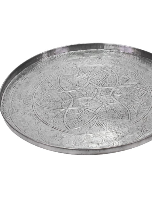 Silver Tray Small D50