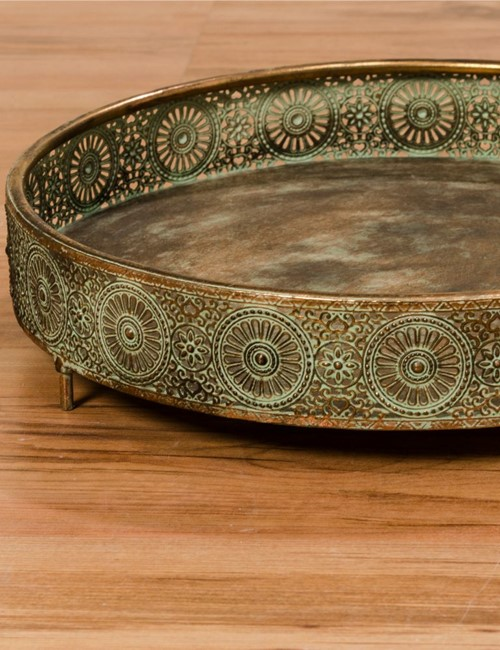 Gold Iron Tray (3)