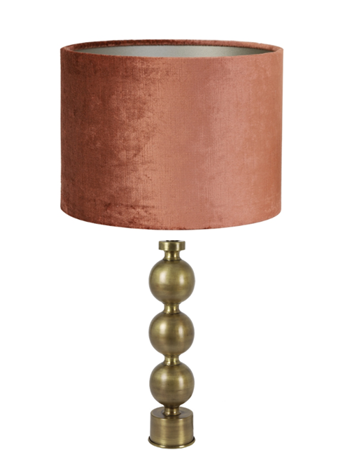 JADEY Brass Table Lamp